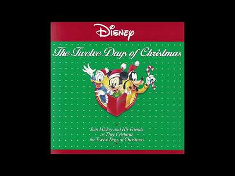 Disney  The Twelve Days of Christmas Reprise