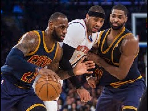 BREAKING NEWS! CAVS REPORTEDLY REFUSED TO GIVE UP TRISTAN THOMPSON IN A TRADE FOR CARMELO ANTHONY!