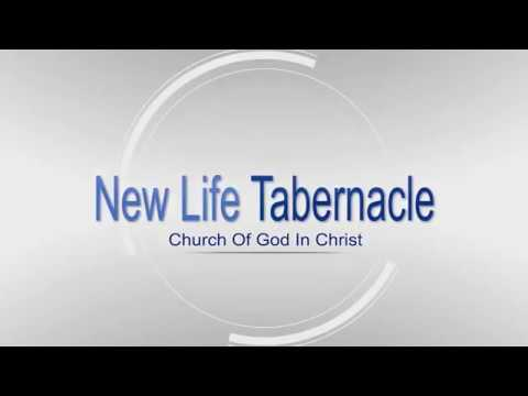 New Life Tabernacle - Easter Invitation 2018: Elder Jared Davis