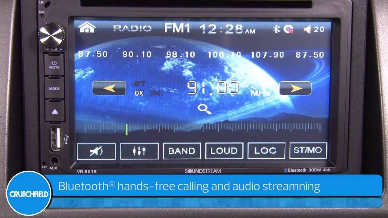 maxresdefault soundstream vr 651b display and controls demo crutchfield video soundstream vr-64h2b wiring diagram at reclaimingppi.co