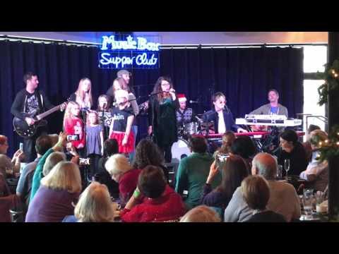 The Sunrise Jones with The Sunrise Singers