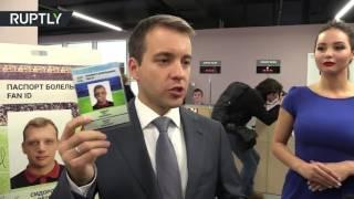 1st FIFA World Cup Russia 2018 fan passport center opens in St. Petersburg