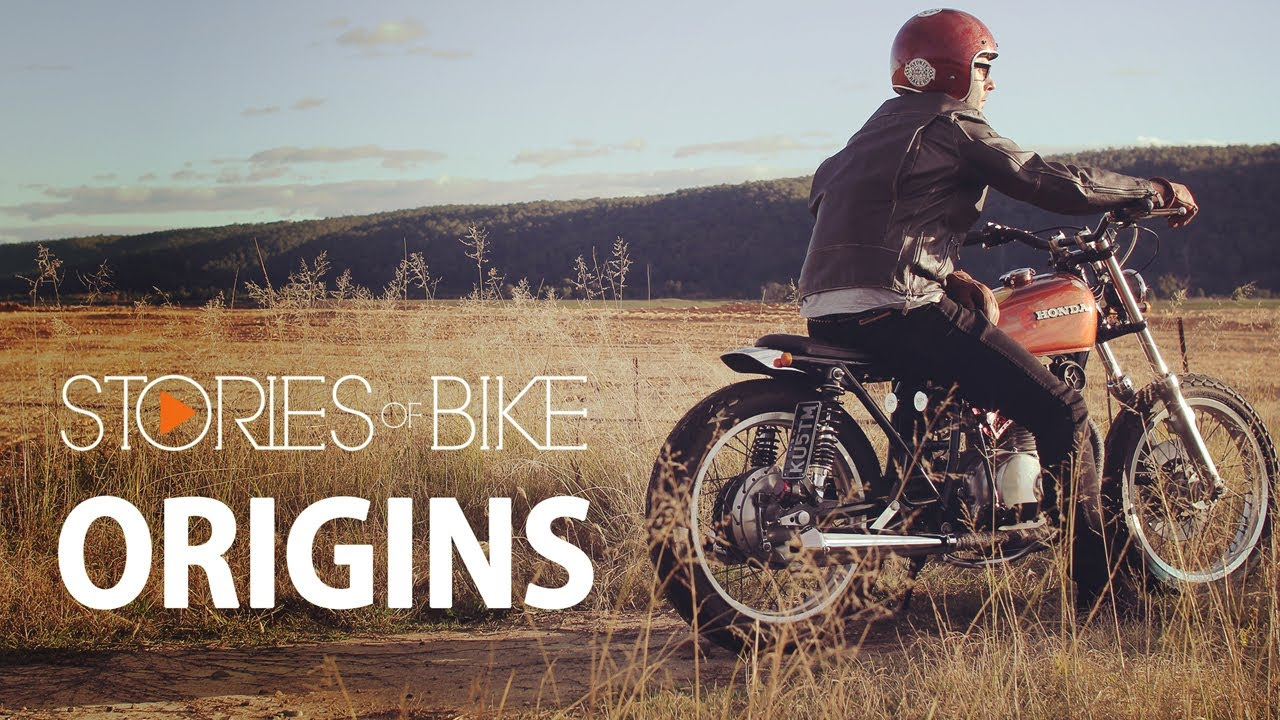 Stories Of Bike EP5 Origins A 74 Honda CB360 Story