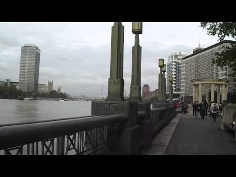 River Thames - London Trip - Water Pollution 2