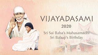 SaiConnect : Vijaya Dasami 2020 Celebrations Session 5