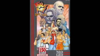 Fatal Fury + Art of Fighting All Characters REDUX