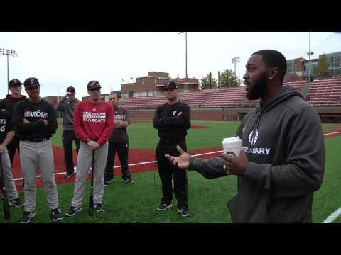 UC Baseball: Josh Harrison