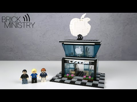 LEGO Apple Store?