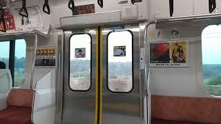 常磐線木戸~富岡E531系K479編成 普通列車富岡行 2020年2月16日