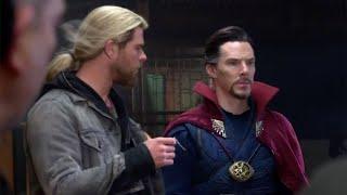 Thor Ragnarok Doctor Strange Theory