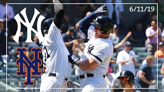 New York Mets @ New York Yankees | Game Highlights | 6/11/19