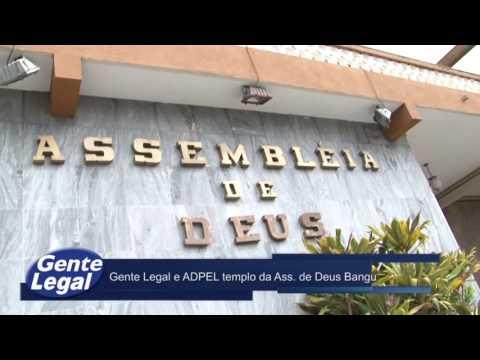 Programa Gente Legal | ADPEL | AD Bangu - Rio de Janeiro | #02