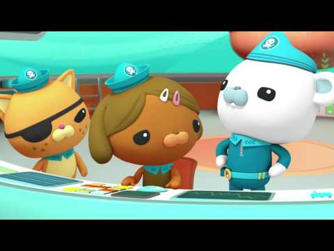 Octonauts and the Scary Spookfish - Full Episode