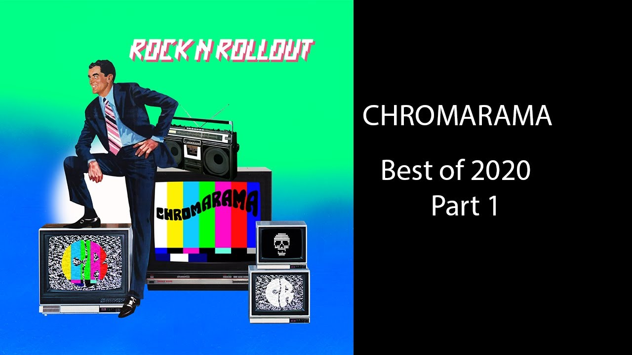 Chromarama Best of Part 1: Movies, TV Shows, Video Games, Podcasts