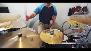 New Found Glory - Hit or Miss (drum cover)
