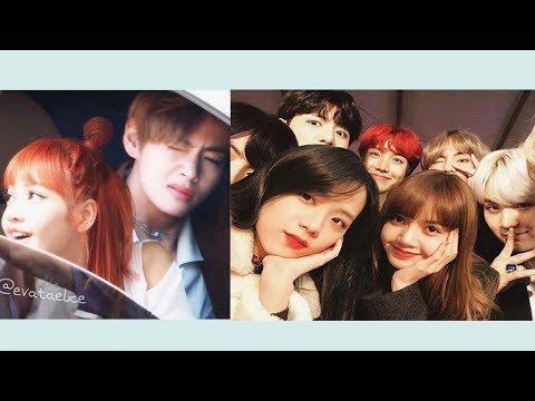 BTS x BLACKPINK | COUPLE SHIPS