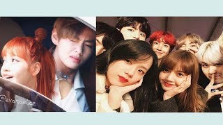 Gambar cover BTS x BLACKPINK | COUPLE SHIPS