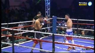 Ricardo VILLALBA vs Cristian ROMERO - Full Fight - Pelea Completa