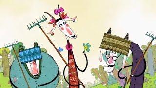 Козья Хатка | Русская сказка | развивающие мультики | сказки для детей | Goat's House / Видео