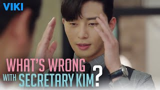 What's Wrong With Secretary Kim? - EP9 | Eye Contact with Staff [Eng Sub]