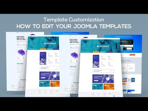 [Full Course] Joomla Template Customization For Beginners