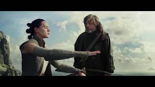 Star Wars - The Last Jedi Best Scenes