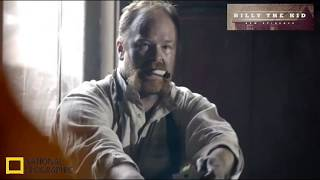 "Kaius Harrison in ""Billy the Kid: New Evidence"""