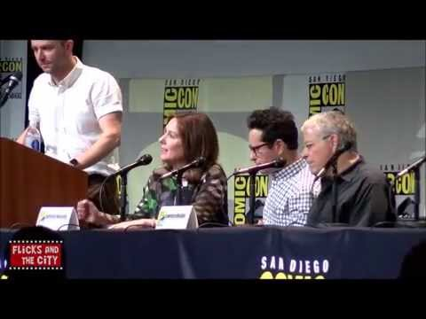 Star Wars The Force Awakens Full San Diego Comic-Con Panel (Plus concert highlight)