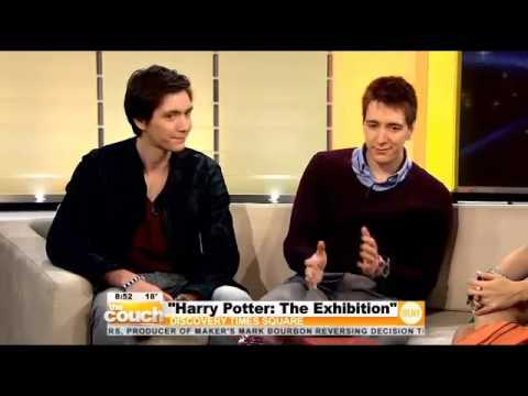 James and Oliver Phelps Interview