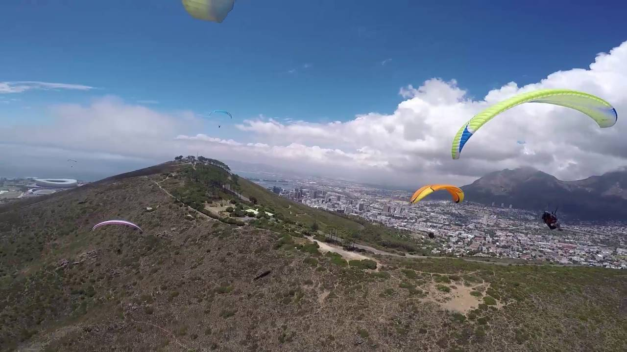 Tandem Paragliding Cape Town | Paragliding Company | Fly