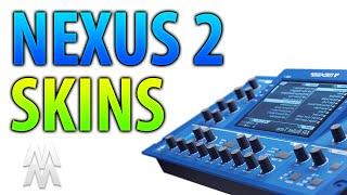 Como cambiar las skins de nexus 2 en FL Studio  + Pack de skins gratis!