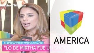 Marina Calabro vs Mirtha Legrand
