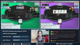 $2500 Spin & Go Win on PokerStars