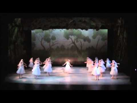 Giselle College Conservatory of Music at UC  Spring 2011