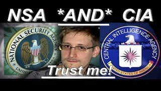 Edward Snowden CREATED *BY* NSA !!! & The Pigs of the Okefenoke Inside JOKE! SERIOUSLY!