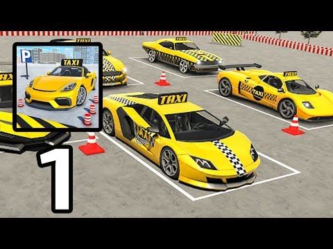 Taxi Game Car Driving Simulator Gameplay Part 1 (Android,IOS) |