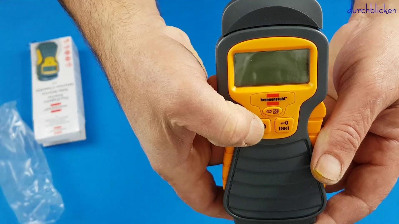 Brennenstuhl Feuchtigkeits-Detector MD