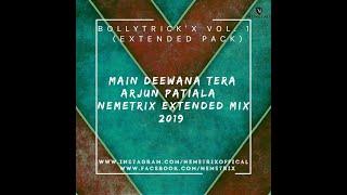 Main Deewana Tera - Arjun Patiala (Nemetrix Extended Mix 2019) Download Link In Description