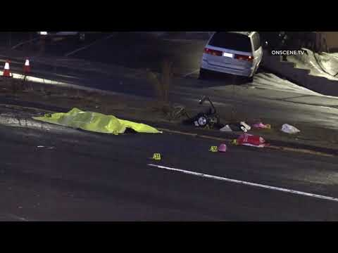 San Diego: Fatal Car vs Woman in a Wheelchair 12092019