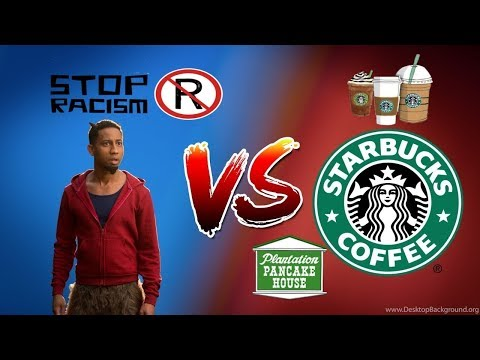 BRANDON T JACKSON VS STARBUCKS AND RACISM