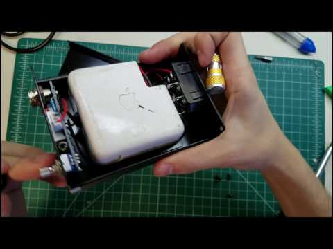 Chinese T12 Soldering Station Review and Teardown