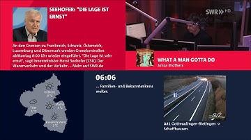 """""""SWR3 Morningshow"""" jetzt im Fernsehen (März 2020)"""