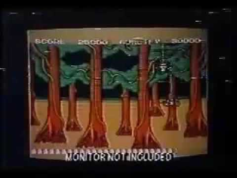 Toys R Us Master System Commercial