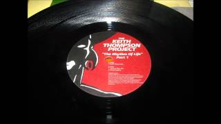 The Keith Thompson Project The Rhythm Of Life the remixes jazz n groove prime time dub