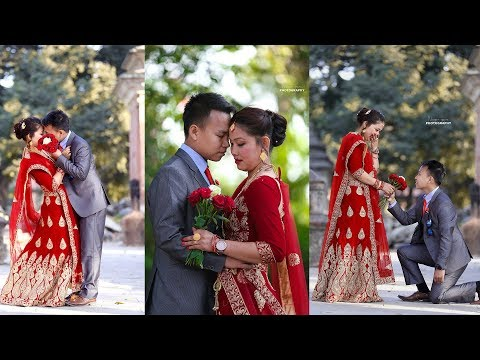 NEPALI WEDDING HIGHLIGHT  PRABIN WEDS ANU