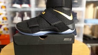 Nike Lebron Soldier 10 Championship iD