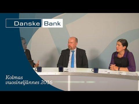 Danske Bankin ekonomistien Suhdannekatsaus - Q3 2016