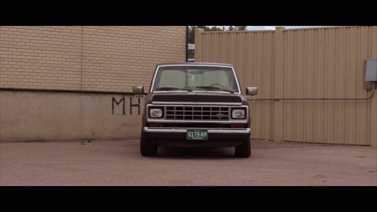 Slammed 86 Ford Ranger