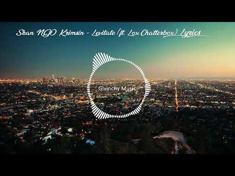 Skan  NGO  Krimsin - Levitate (ft. Lox Chatterbox) [Lyrics]
