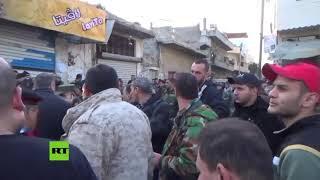 Un muerto y 10 heridos por un coche bomba en Siria
